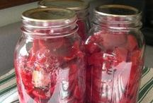 Jam, Preserves And Canning