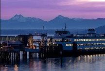 there is no place like home, Washington State. / Please enjoy these pictures of places in and around the Great Pacific Northwest.  I was born in Seattle and grew up 15 miles north in a town on the water called Edmonds. / by Nicole Makris
