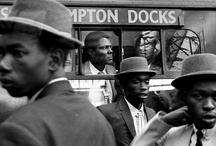 Windrush Style / The Empire Windrush arrived at Tilbury on 22 June 1948, carrying 493 passengers from Jamaica to start a new life in the UK.