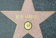 Bob Marley / Worldwide Reggae Legend Bob Marley