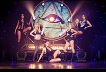 Magic Shows / We do know very well magic, magicians and illusionists.  From Las Vegas to China, we have worked on many magic shows. We even had to create special effects for launching products in France with world-renown stars being part of the show.  We have a definite know-how!  Talents et Productions est une agence artistique et agence de spectacle basée à Monte-Carlo (Monaco).