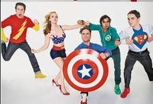 Big Bang Theory / by Brianna Dearing