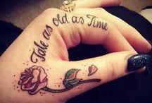 Tattoos  / by Christen Ballantyne