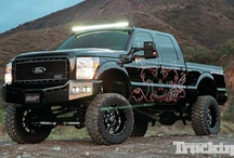 Custom Truck Tech / by Truckin' Magazine