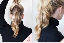 Hair and nail ideas / by Rebecca Selem
