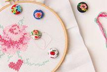 a stitch at a time