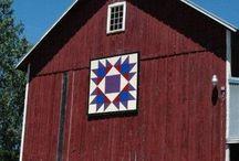 barn quilts / by Anna Biddle ward