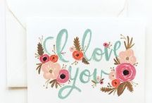 Art - Stationary,frames, tags and craft / by Laura Harrison