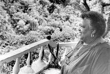 Miss Lou / Louise Simone Bennett-Coverley or Miss Lou, OM, OJ, MBE (7 September 1919 – 26 July 2006), was a legendary Jamaican poet, folklorist, writer, and educator.