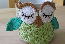 Everything Crochet, Knit & Sewing / by Christen Ballantyne
