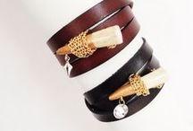 Honey Rose & K Oh Deer Collection  / Naturally found antler tips meet repurposed vintage!