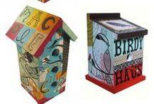 birdhouse / I just love birdhouses! / by crosspecans