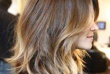 Emphasis on Hair...