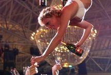 Champagne Theme / Talents & Productions is an international talent agency and show agency specialized in all type of circus, magic, variety acts and shows for your events, TV shows, circuses, theme parks, ... We have a wide range of artists: acrobats, jugglers, comedy acts, magicians, german wheel acts, chinese pole acts, close-up magician, rola-bola, handbalance acts, trampoline, teeterboard, illusionists  Talents et Productions est une agence artistique et agence de spectacle basée à Monte-Carlo (Monaco).