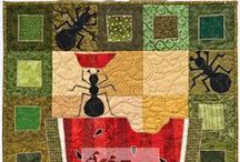 QUILTS / small and big quilts... / by crosspecans