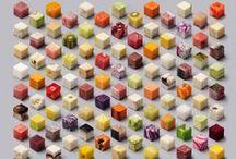 Comida / Visual food world.