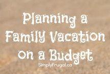 Family Vacation Ideas!