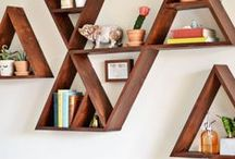 DIY ⇻ Wood
