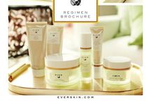EVER Skincare / Botanically derived, clinical grade, conscious beauty / by Perisha Rockwell