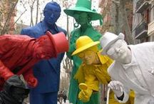 Colorful Shows / Looking for a touch of colors ?   Check us out http://www.talents-productions.com/   We have all you need !