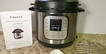 Instant Pot Pressure Cooking Recipes and Tips / This board is for instant pot cooking tips and recipes. Other electric pressure cookers are acceptable though as well. If interested in joining, please follow my boards and send me a message with your Pinterest email.