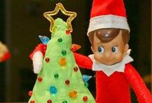 Christmas Ideas for Kids / Christmas crafts, activities for kids, educational ideas, snacks, treats, and play invitations!