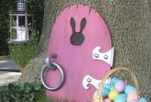 Easter Ideas for Kids / Easter crafts, activities for kids, educational ideas, snacks, treats, and ideas!