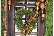 Christmas and Winter Decor / Christmas ideas, designs, decor and inspiration. Table scapes, decorations. All things Christmas and Winter.