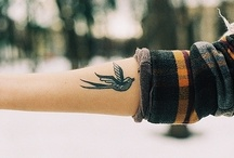 .dainty tattoos. / by Maddie Rogers