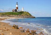 Long Island Lighthouses / Lighthouses on Long Island, NY