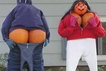 Fall Halloween / by Chrissy Lowe