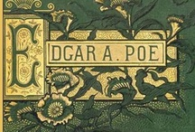 """Edgar Allen Poe / """"Once upon a midnight dreary, while I pondered, weak and weary..over many a quaint and curious volume of forgotten lore--  Have fun.. help moderate so we don't get any repeat pins, cheers:)"""