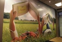 Library ideas / by Ilse Depré