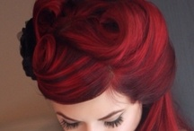 "Ravishing Reds / Different shades of red if I wanna change mine up... / by Kelly ""The Meme Goddess"" Holle"
