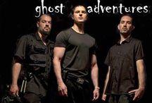 Ghost Adventures <3 :-D