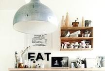 Kitchens / by Raffaela Bolis