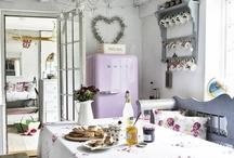 Interiors (Kitchen/Breakfast) / by L *freebie* Bailey