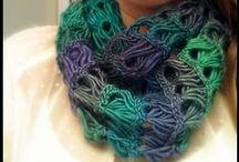crochet / by Margie Bennett