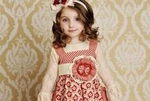 Little  cuties  dress,  trajes  de niñas