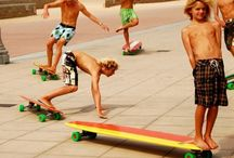 We ♥ Skateboarding / Skateboard, Longboard / by studioastic