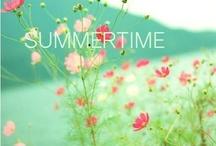 Summer *I need blue skies!* / by L *freebie* Bailey