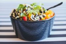 Foodie: Salads / by Kathy Snyder