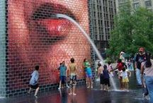 People Love Fountains / by Crystal Fountains