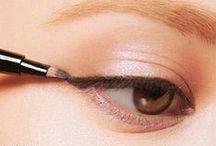 { eye makeup }