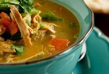 Foodie: Soup / by Kathy Snyder