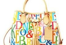 Purses Galore / All of the pocketbooks I love & want!