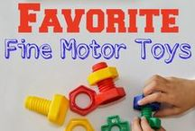 Playing Favorites / These are a few of our favorite things:  Best products, toys, and websites for kids (and teachers and parents)!