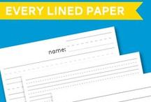 Printables & Educational Resources