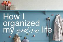 Organize & Declutter / Both physical and digital organization / by Michele Coombe