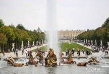 Gardens of Versailles - Versailles, France / The globally renowned Gardens of Versailles are currently in the midst of a 3 year renovation. Working in conjunction with French lighting design firm LEA, Crystal was tasked with illuminating 7 of the Garden's most prominent water features while preserving each fountain's historical infrastructure. The lighting upgrade represents the most significant alteration to the Gardens since they were originally designed by Andre Le Notre in the 1600's. / by Crystal Fountains